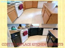 refacing kitchen cabinets cost cost of cabinet doors replacement cabinet doors full size of kitchen