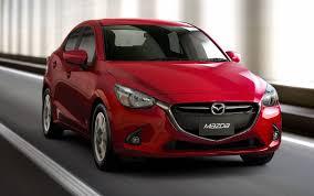 mazda car ratings 2016 mazda2 fuel economy ratings announced 43 mpg highway u2013 photo