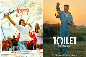 Seeking Youwatch Jab Harry Met Sejal Vs Toilet Ek Prem Katha Which Will You