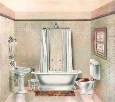 Bathtub Glaze The History Of The Bathtub Old House Restoration Products