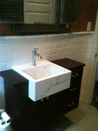 Mahogany Bathroom Vanity by Custom Bathrooms And Vanities Custom Bathroom Cabinets Woods