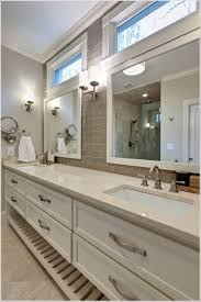 interior bathroom remodeling idea using white bathroom cabinet