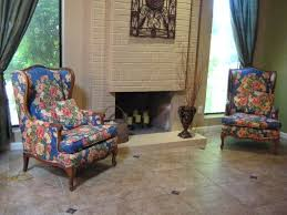 Wingback Chairs For Sale Blue Artichoke Interiors Beautiful 1950 U0027s Wooden Wingback Chair