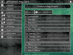 football play card u2013 instantly create football play cards and play