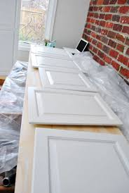 how to paint cabinets with benjamin advance now we wait house