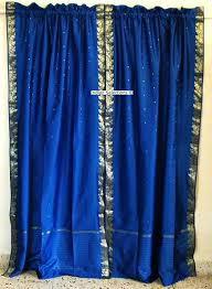 Sari Curtain Drape Scope Opens A New Window On The Sari