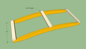 wooden bridge plans how to build a wooden bridge over creek wooden designs