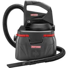 craftsman wet dry vac clean up with sears