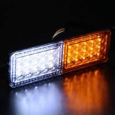 led replacement light bulbs for cars 1pair led front indicator park bull bar light bulb l for car