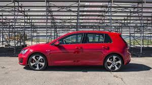 volkswagen golf gti 2015 interior 2015 volkswagen golf gti s 4 door review notes autoweek