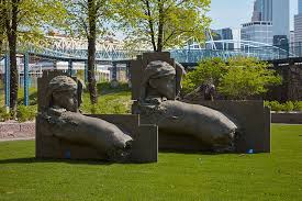 after u0027scaffold u0027 controversy minneapolis sculpture garden to