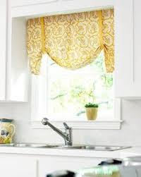 kitchen curtain valances ideas two it yourself 15 minute window valance and diy coordinating