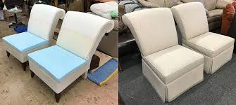 Replacement Armchair Cushions Upholstery Repair Services Universal Upholstering