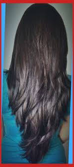 hairstyles with layered in back and longer on sides elegant haircut in av shape within long layered v cut haircuts