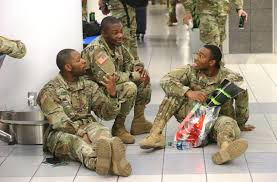 quotes for soldiers during christmas soldiers head home for the holidays from fort leonard wood cbs
