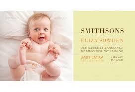 birth announcements birth announcements postcard by nishamehta graphicriver