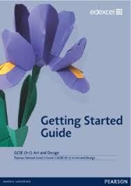 Art And Design Gcse Edexcel Gcse Art And Design 2016 Pearson Qualifications