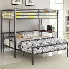 Twin Over Full L Shaped Bunk Bed Spillo Caves - L shaped bunk beds twin over full