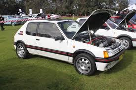 peugeot 205 gti file 1991 peugeot 205 gti 3 door hatchback 19796726656 jpg