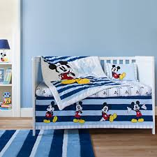 Mickey Mouse Crib Bedding Sets Mickey Mouse Nursery Bedding And Decor Mickey Mouse Pinterest