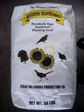 black peredovik sunflower seed 50 lbs oil type planting