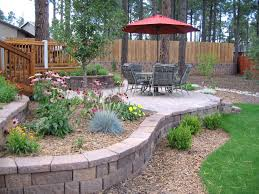 inexpensive backyard landscape ideas on a budget u2014 jbeedesigns
