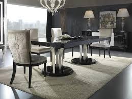 feng shui living room design using modern classic furniture black
