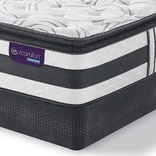 serta hybrid observer queen super pillowtop mattress