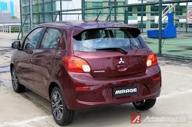 mitsubishi expander giias preview mitsubishi mirage facelift 2016 indonesia autonetmagz