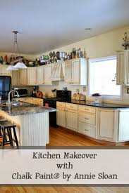 painting kitchen cabinets with annie sloan chalk paint by annie sloan kitchen makeover kitchen cabinets