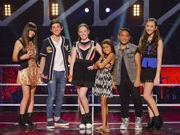 The Voice Kids Blind Auditions 2014 Girls Set To Rule The Voice Kids Grand Final Chronicle