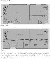 Caesars Palace Floor Plan The Circus Circus Executive Suite 1410 Vegastripping Com