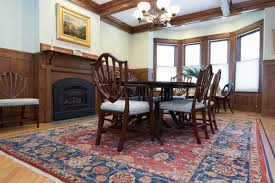 rug in dining room 5 common mistakes when placing rugs san diego rug cleaning