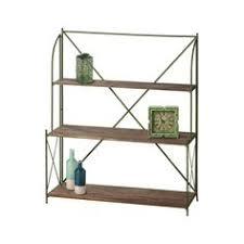 Green Bookshelves - german vintage string shelf wall rack original 50s 60s mid century