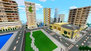 Minecraft New York Map by