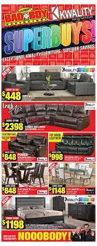 Bad Boy Furniture Kitchener Bad Boy Superstore Canada Flyers