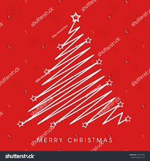 merry celebration creative stylish stock vector