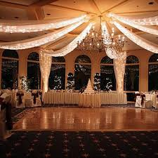Ceiling Drapes With Fairy Lights Will Definitely Have A Chandelier And Drapery And Lights Bc It