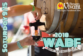 Michigan Traveler Beer images 8th annual wood aged beer festival brewery vivant png