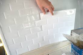 Peel And Stick Backsplash Ireland A06001 Peel U0026 Stick Wallpaper Brick Design 10 Sheets 59 Sq Ft