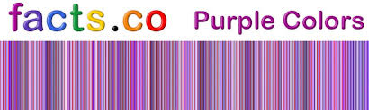 different shades of purple names shades of purple colors names pictures