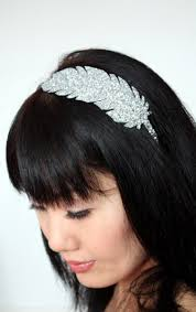 goddess headband glitter feather goddess headband basil s boutique
