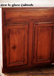Stains For Kitchen Cabinets Best 25 Glazing Cabinets Ideas On Pinterest Refinished Kitchen