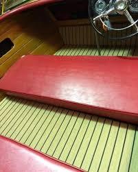 wood boat seat cushions nave marine