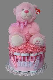 teddy centerpieces for baby shower teddy centerpieces cake its a girl cake baby