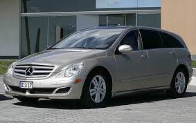 used 2006 mercedes r class for sale pricing features