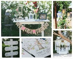 rustic garden party style u0026 design u2014 events by sonya