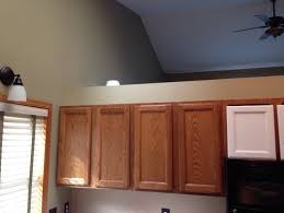 Open Wall Cabinets Above Wall Cabinet Ideas