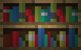 Minecraft Enchanting Table Bookshelves Bookshelf Inspiring Design Bookcases Minecraft Charming