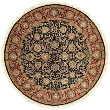 Round Seagrass Rug by Home Decorators Collection Windsor Hunter Green 8 Ft Round Area